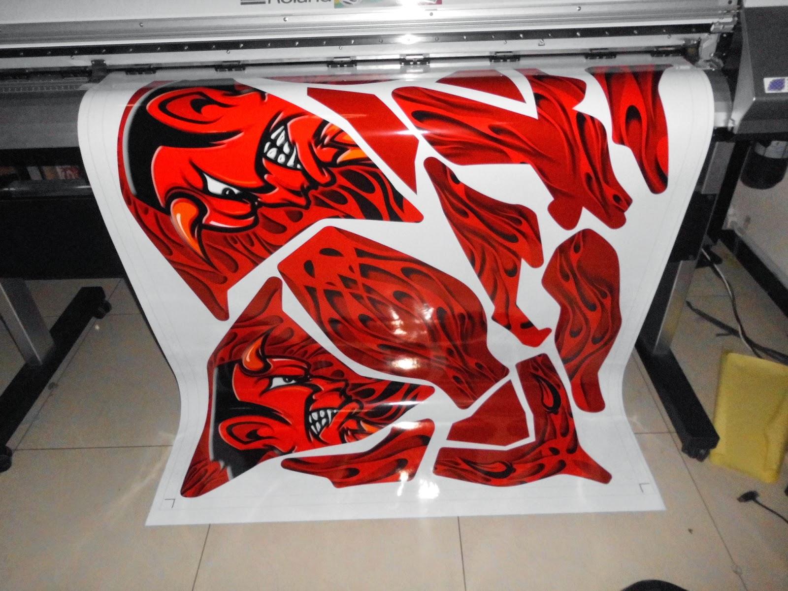 Design sticker ninja 250 - Jika Konsumen Menyetujui Proses Design Maka Langsung Masuk Dalam Antrian Proses Cetak Dan Kami Akan Mencetak Di Media Sticker Vinyl Standar Otomotif Yang