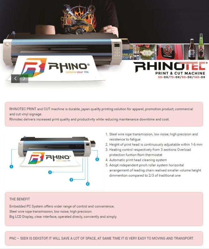 Rhinotec PNC 50-DX