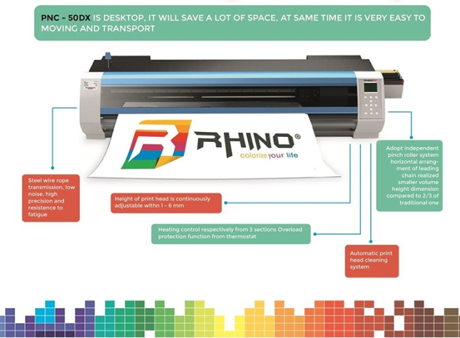 Rhinotec PNC 50 -DX